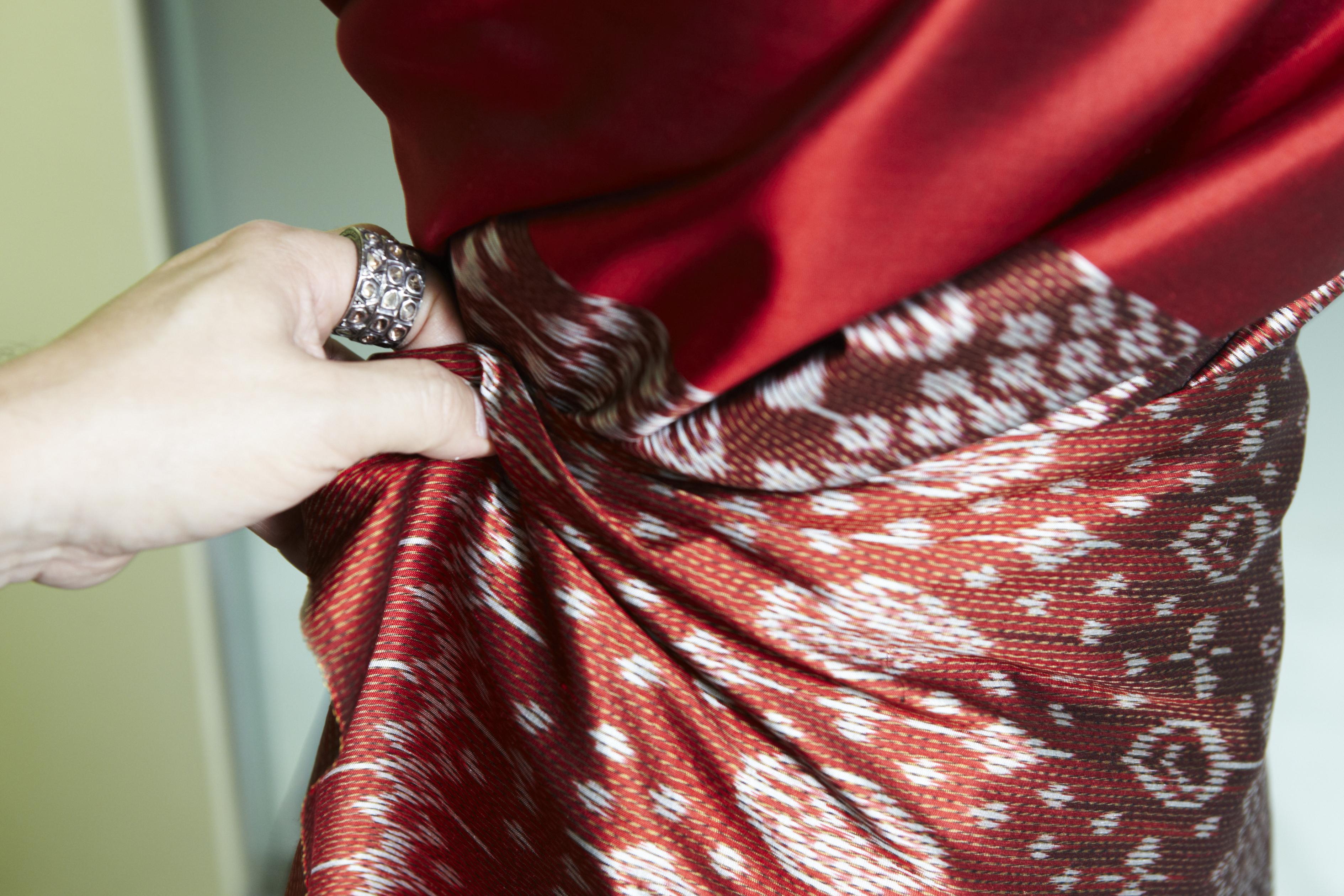ลานผ้าไหม ศูนย์รวมผ้าไหมคุณภาพดีจากทั่วทุกภูมิภาคของประเทศไทย